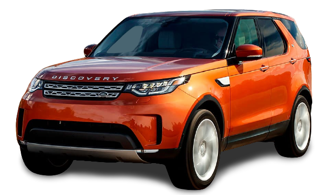 landrover Discovery 5