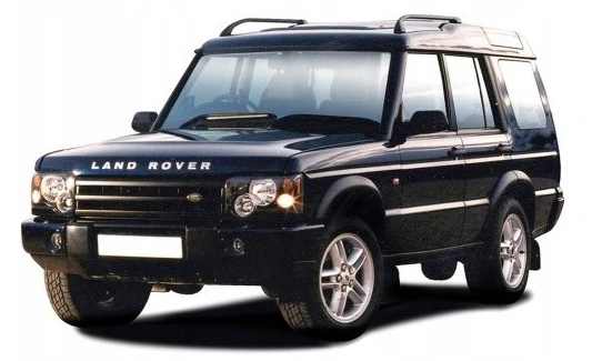 landrover Discovery II